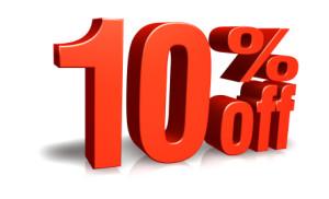 Luxor Hotel Discount 10 percent off